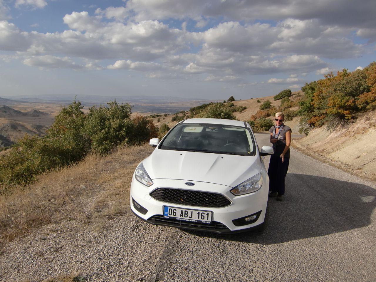 Autorijden in Turkije Hattusa