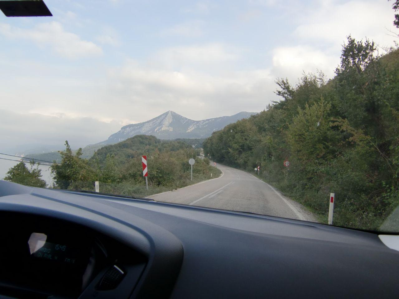 Autorijden in Turkije Zwarte Zeekust kustweg