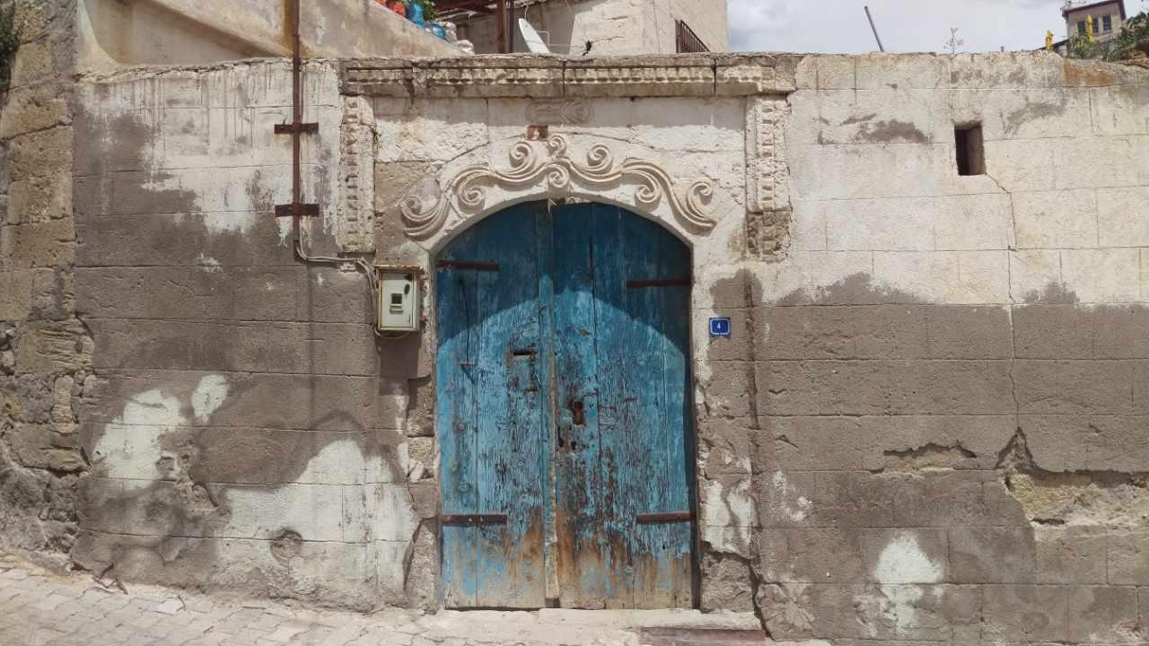Cappadox Ortahisar deur