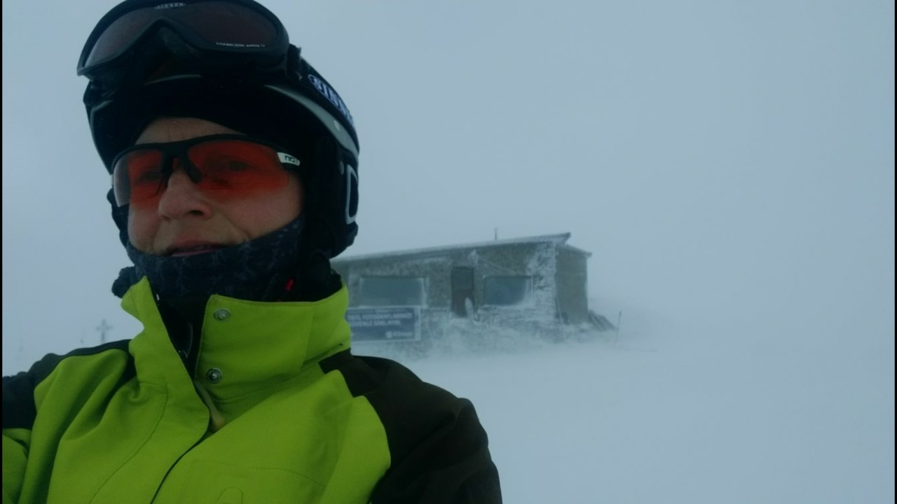 Skiën in Turkije Kartalkaya sneeuwstorm