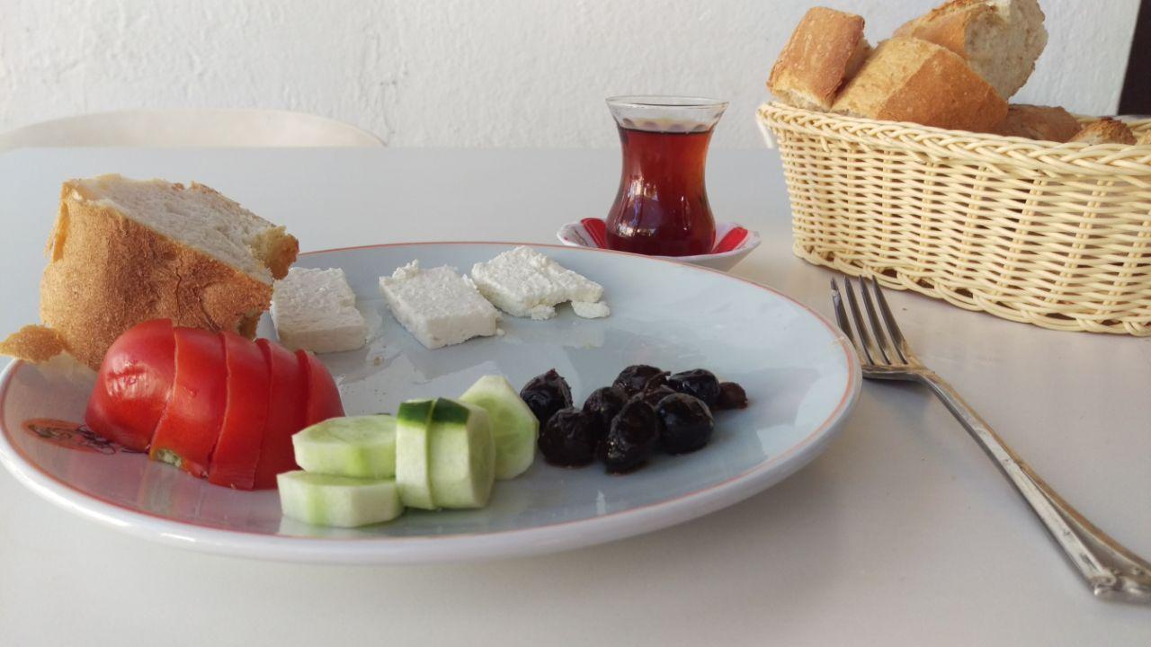Gewoon Turks ontbijt