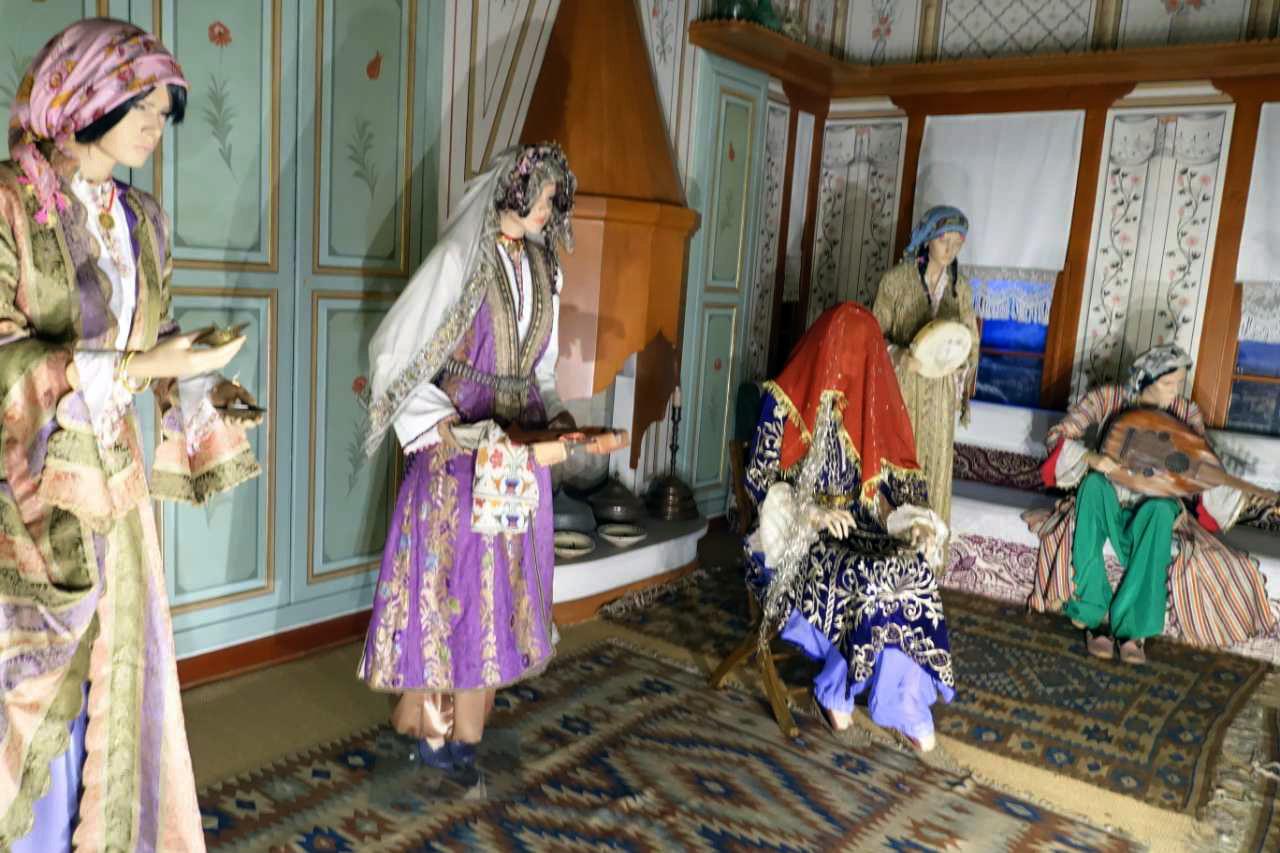Kaleici Suna & Inan Kirac museum