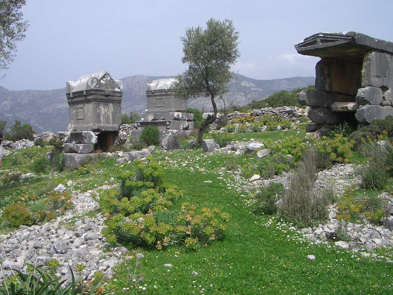 Lycian Way Sidyma