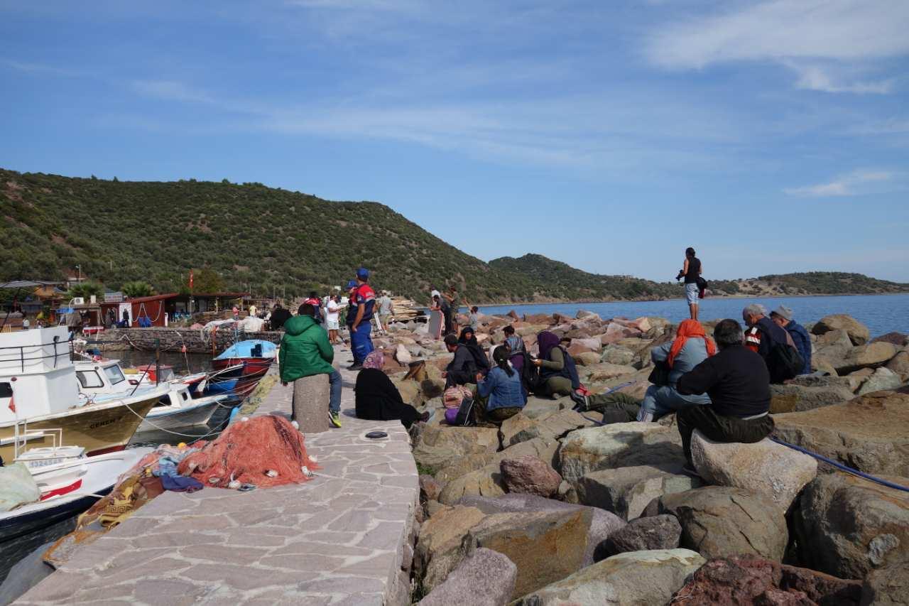 Rondreis Westkust Turkije Assos haven vluchtelingen film