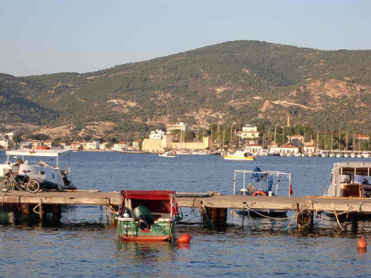 Rondreis Westkust Turkije Foca