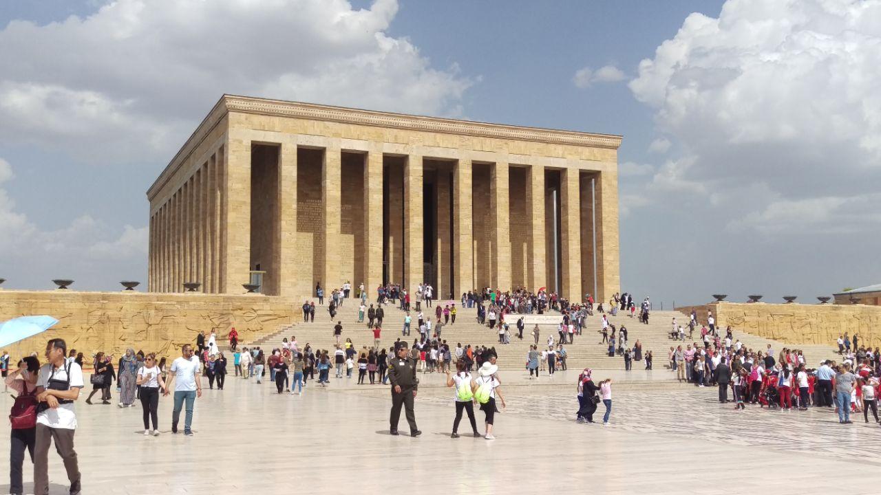 Ankara Anit Kabir Atatürk mausoleum