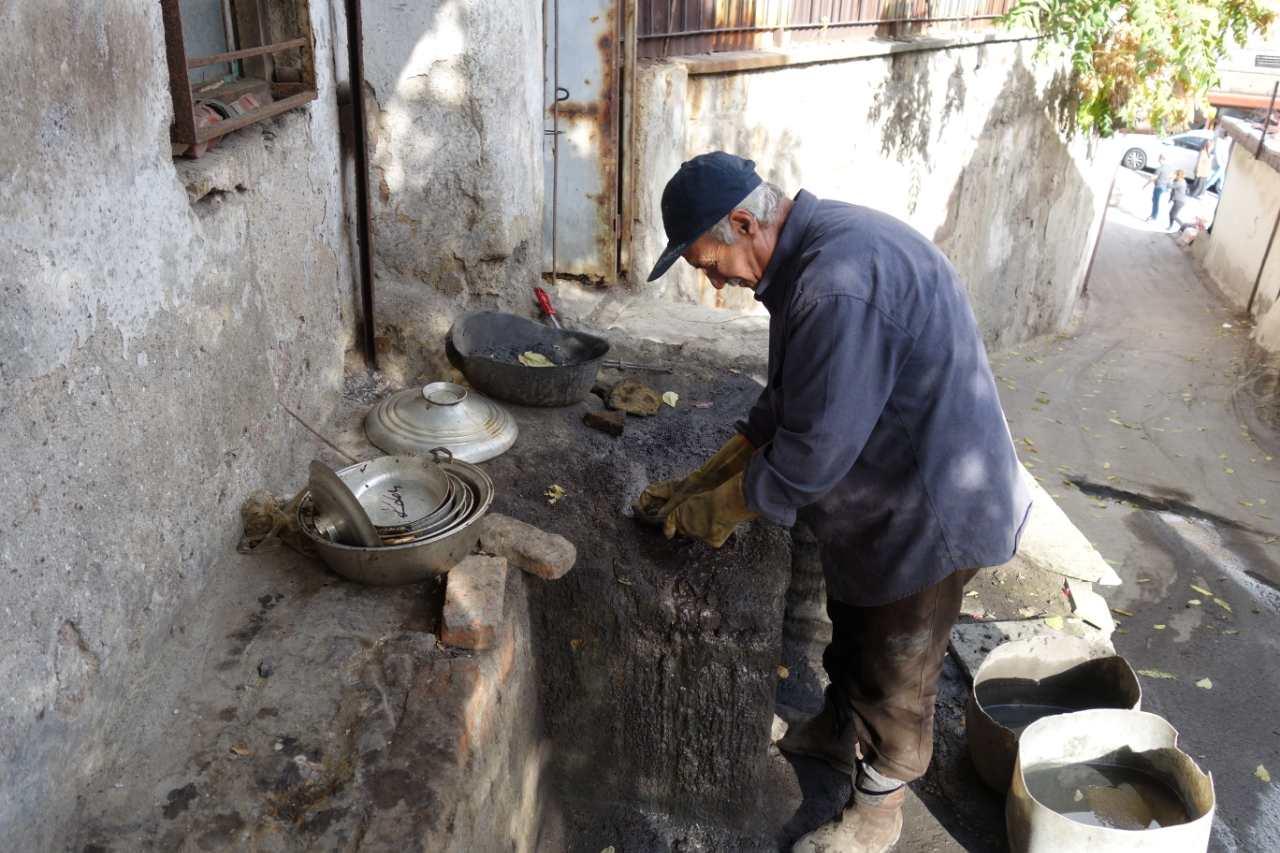 Tingieter Ankara spoelen