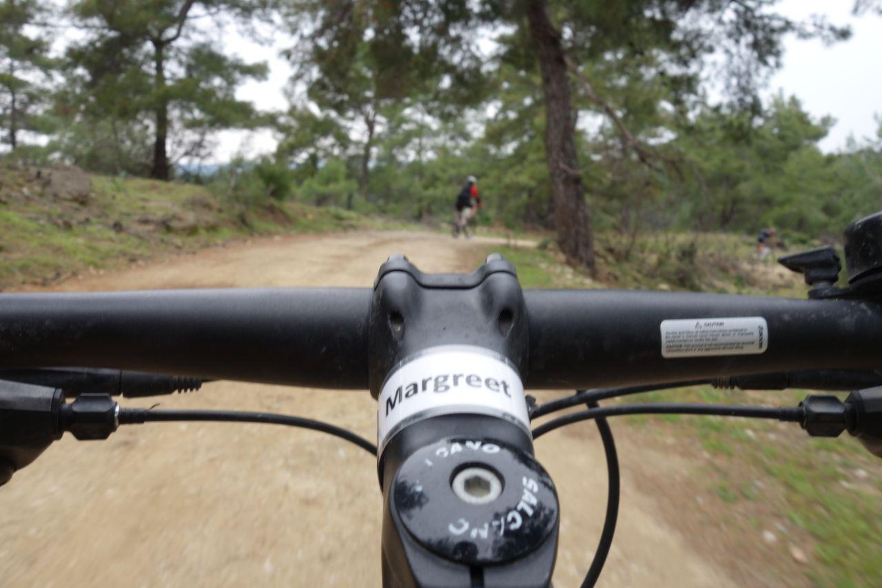 Bikefun Turkije fiets Margreet
