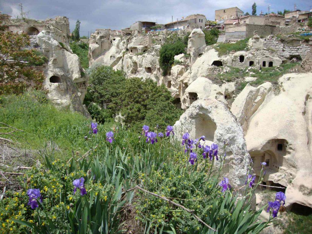 Dorp in Cappadocie