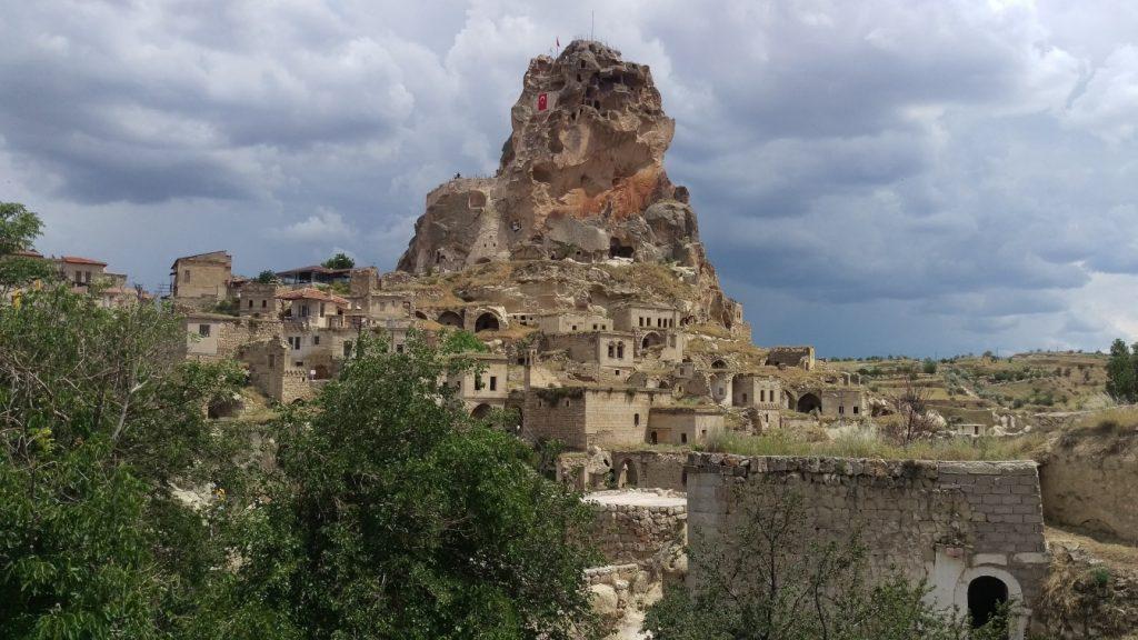 Cappadocie Ortahisar burcht