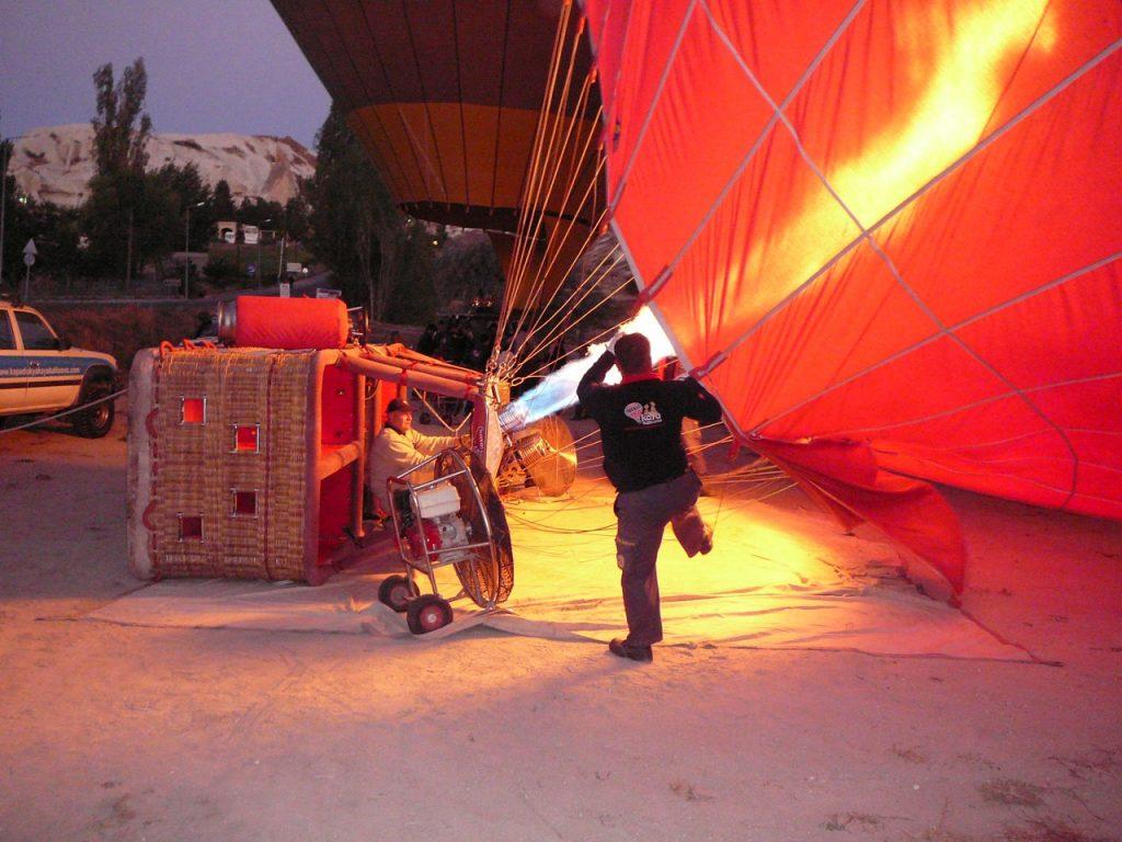 Cappadocie ballonvaren
