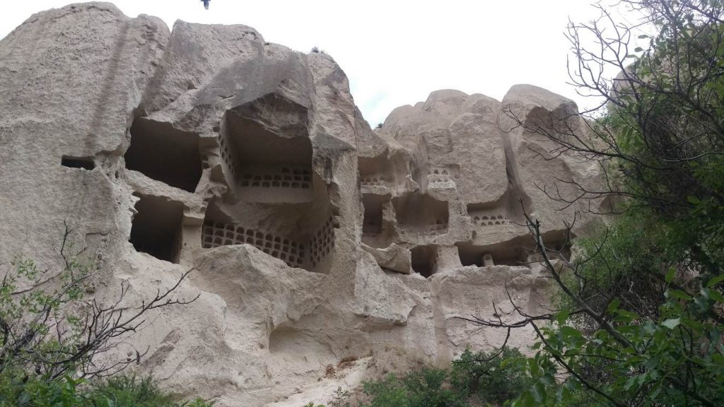 Cappadocie duiventillen