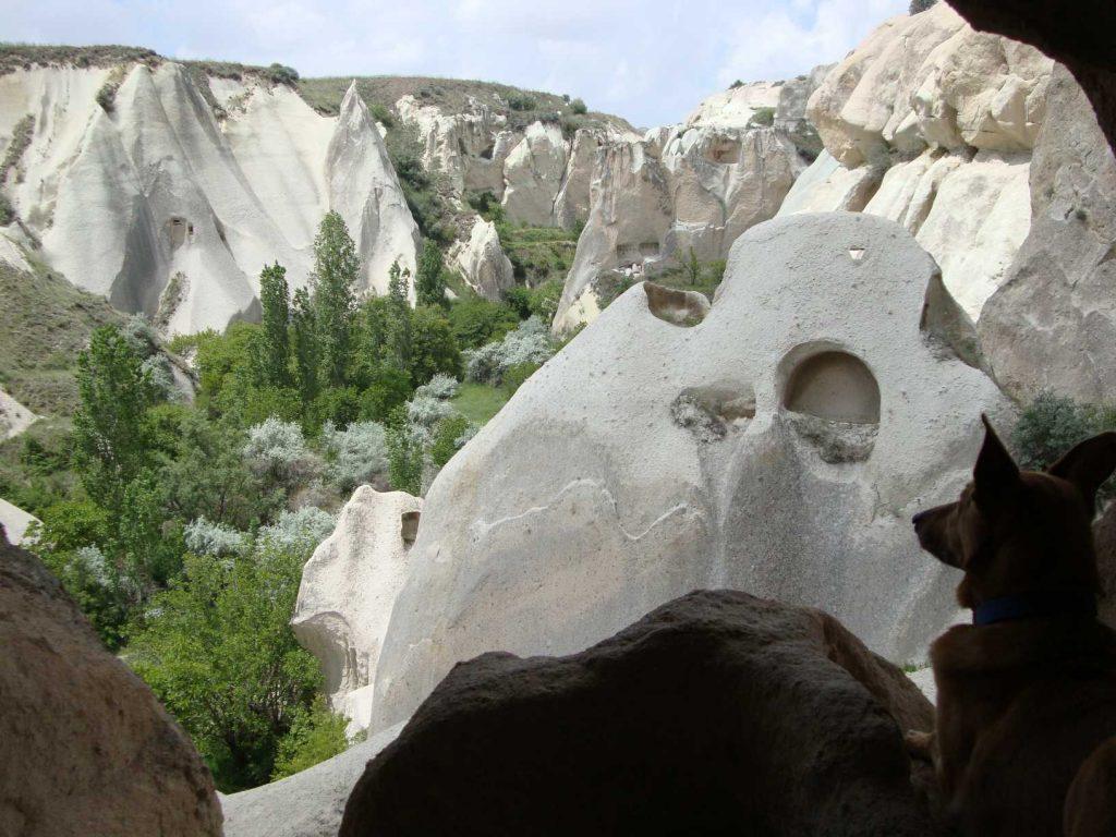 Cappadocie witte vallei