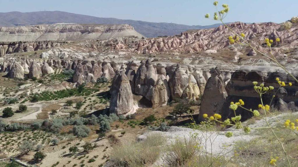 Cavusin Cappadocie