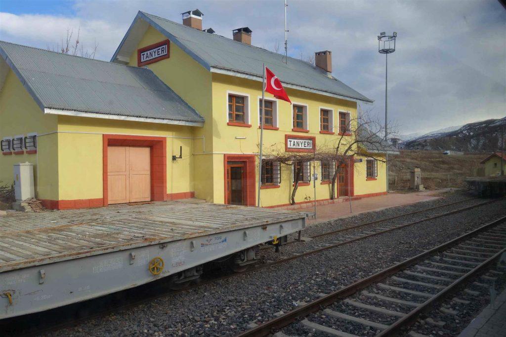 Dogu Express Tanyeri station