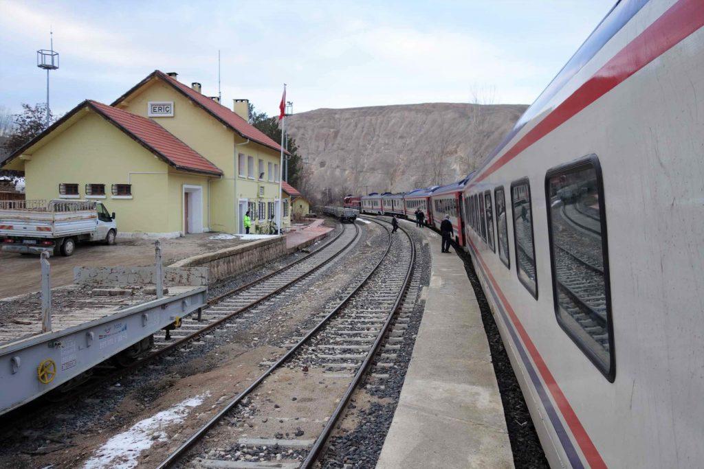 Dogu Express station Eric