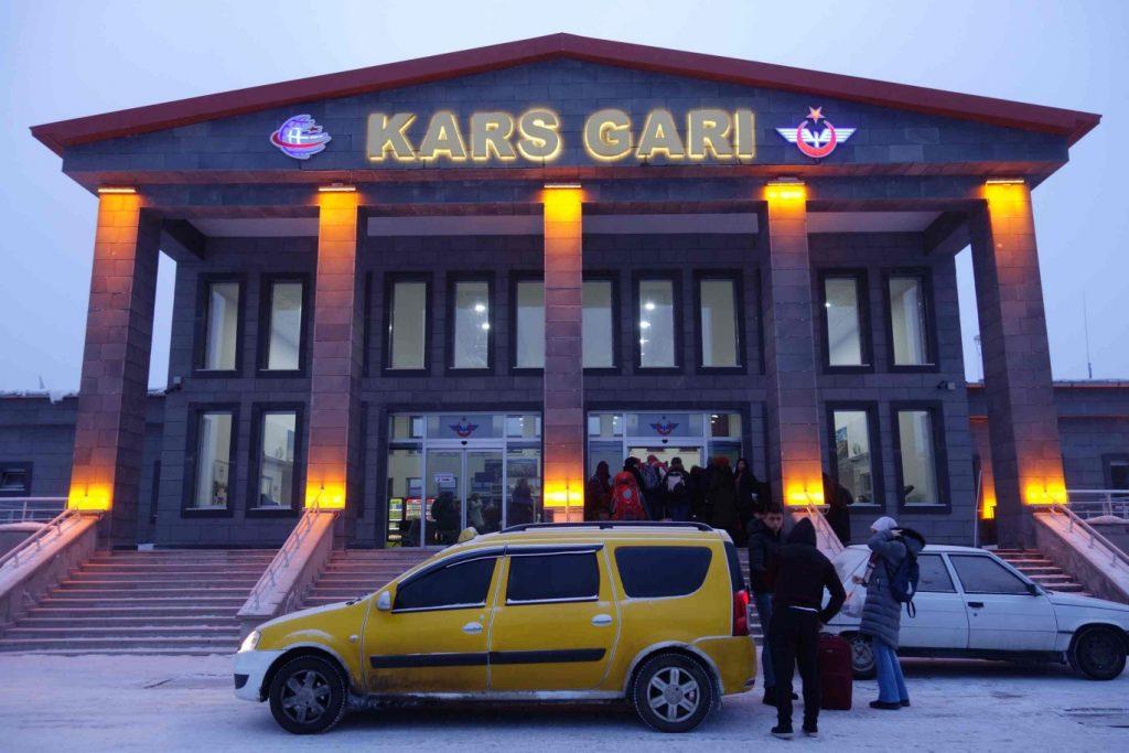 Kars Station Dogu Express
