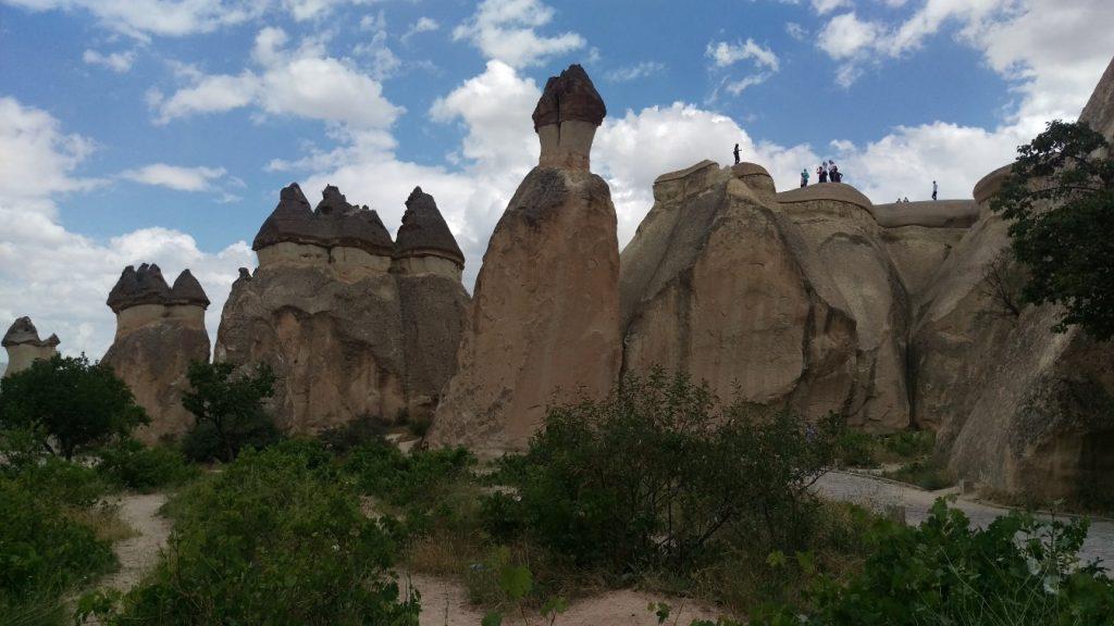 Pasabag Cappadocie