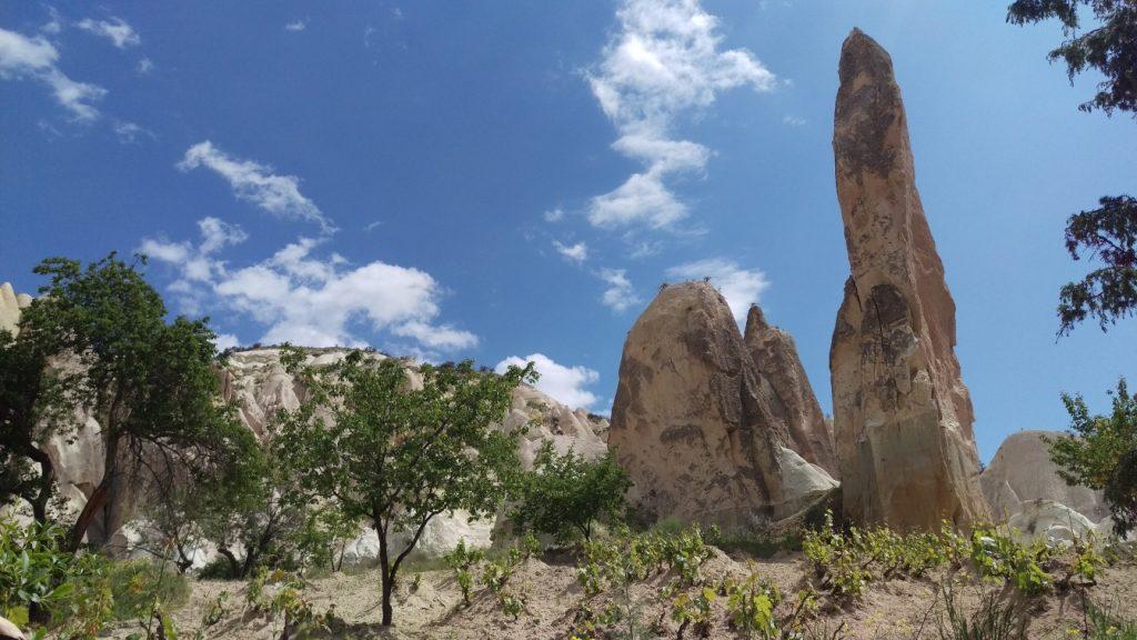 Red valley Cappadocie