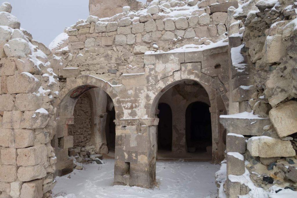 St Timios kerk Gomeda vallei