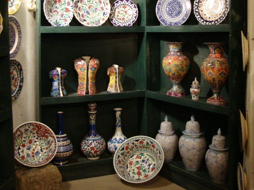 Keramiek aardewerk uit Turkije Avanos