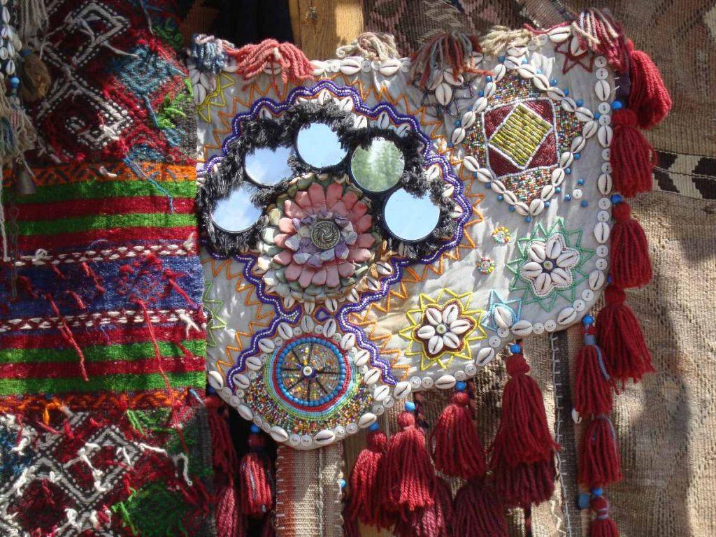 Turkije textiel wanddecoratie