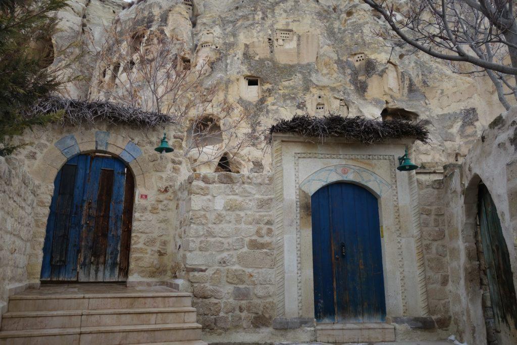 Urgup Cappadocie deuren