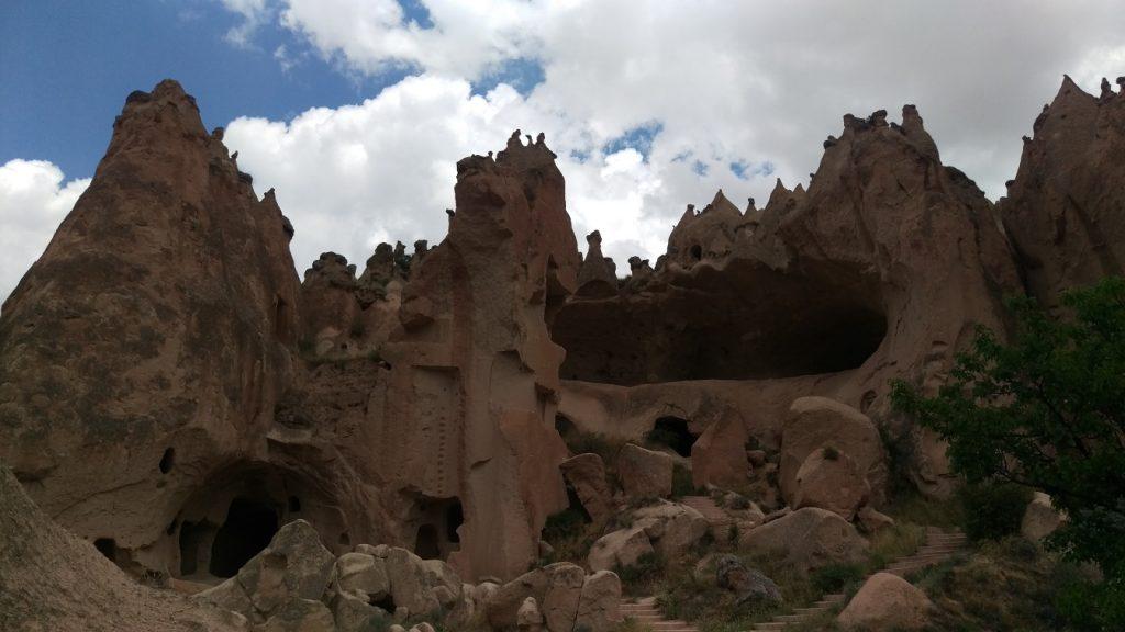 Zelve Cappadocie