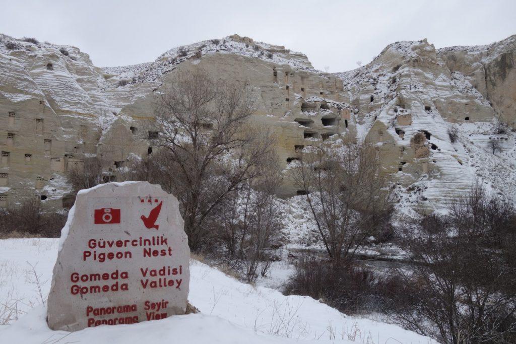 duivennesten Gomeda vallei